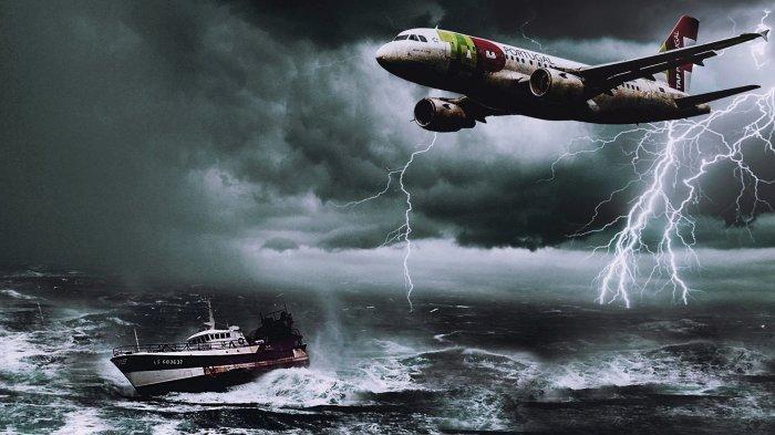 Jadi Lokasi Hilangnya Puluhan Kapal & Pesawat, Seberapa Bahayanya Segitiga Bermuda?