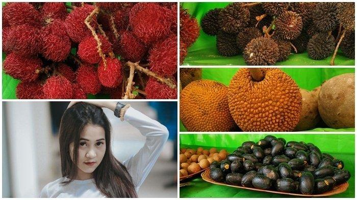 5 Buah-buahan Langka dari Perbatasan Indonesia- Malaysia di Malinau, Kalimantan Utara