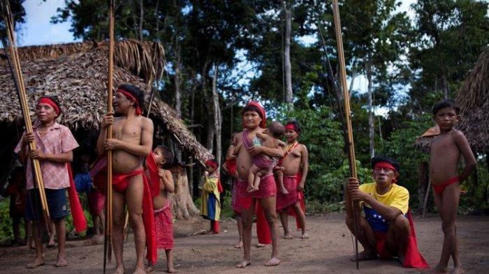5 Suku Paling Misterius di Dunia, Ada Suku Sentinel hingga Suku Amazon