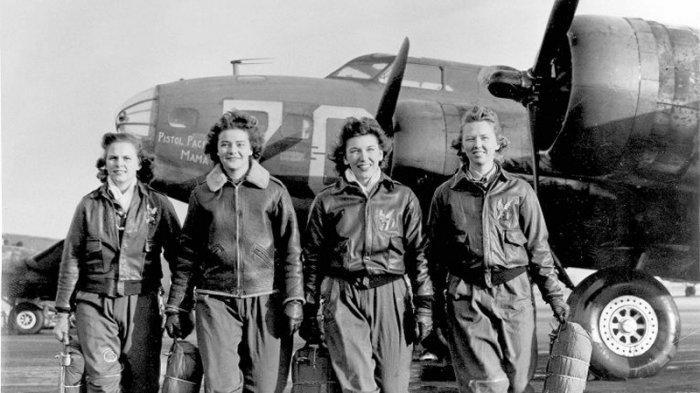 Pilot Wanita Terakhir Masa Perang Dunia II, Meninggal di Usia 103 Tahun