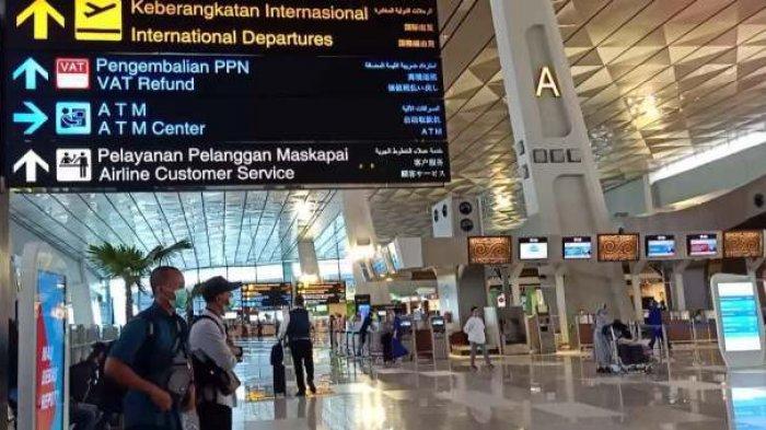 Petugas Bandara Sita Uang Tunai Rp 839 Juta yang Diselundupkan dalam Pembalut Wanita