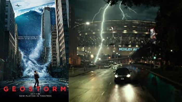 FILM - Geostorm (2017)