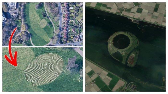 8 Objek Misterius di Bumi yang Ditemukan Berkat Google Maps