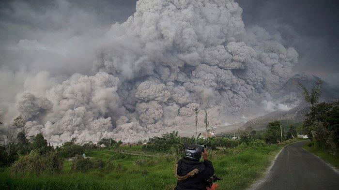 5 Letusan Gunung Berapi Terdahsyat di Indonesia, Ada yang Setara 10 Ribu Bom Atom