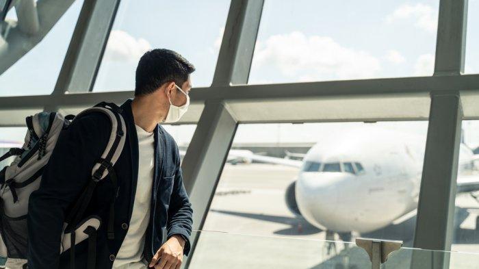 Transaksi Dilakukan Non Tunai, Berikut 10 Kebiasaan Baru Bagi Penumpang Pesawat di Bandara