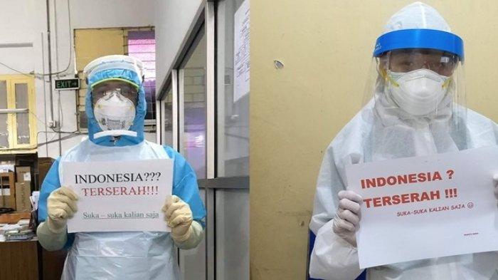 IDI Tanggapi Aksi 'Indonesia Terserah', karena Kebijakan Pemerintah