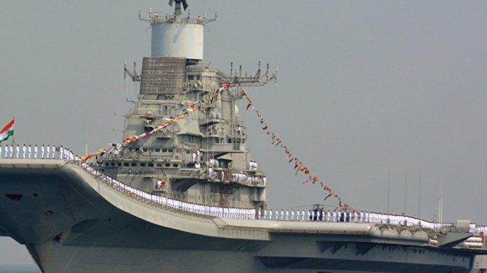 Sudah Punya Kapal Induk, India Berambisi Bangun Kapal Bertenaga Nuklir