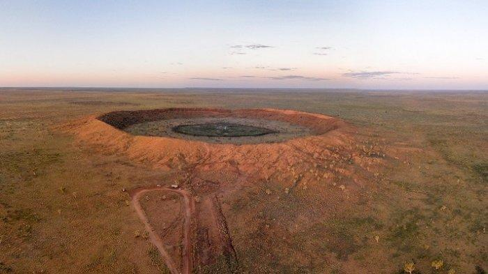 Kawah Meteorit Berusia 100 Juta Tahun Ditemukan di Australia, Salah Satu yang Terbesar di Dunia