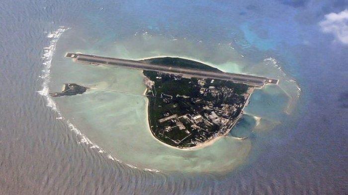Kekuatan Pangkalan Militer China di Pulau Buatan yang Sulit Ditandingi Negara Manapun di ASEAN