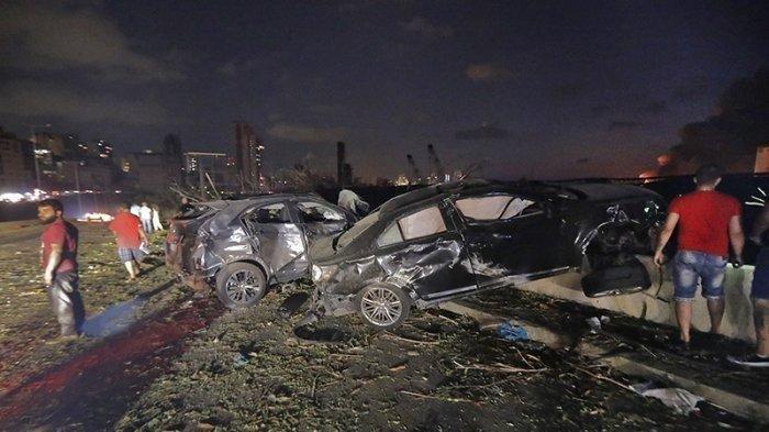 Kendaraan Milik TNI Dilaporkan Kena Ledakan di Beriru Lebanon