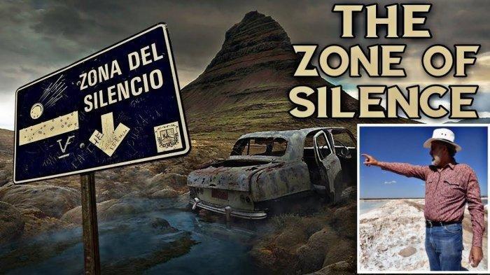 Silent Zone, Gurun yang Aneh, Misterius dan Menyeramkan