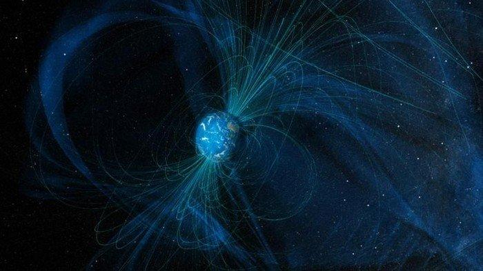 42.000 Tahun Lalu Medan Magnet Bumi Terbalik, Berpotensi Terjadi Lagi