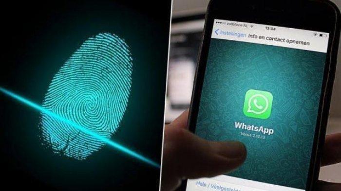 Mengunci Aplikasi WhatsApp dengan Fitur Pemindai Sidik Jari, Ikuti Langkah-langkahnya