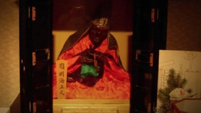 Sejumlah Biksu di Jepang Habiskan Hidupnya Bertahun-tahun untuk Jadi Mumi, Prosesnya Mengerikan