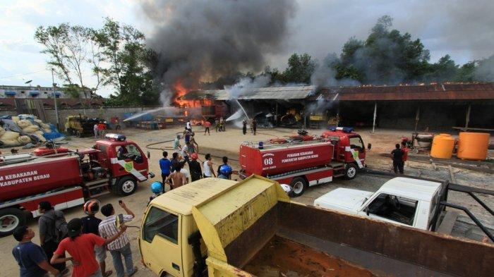 Apa yang Harus Dilakukan Jika Terjadi Musibah Kebakaran?