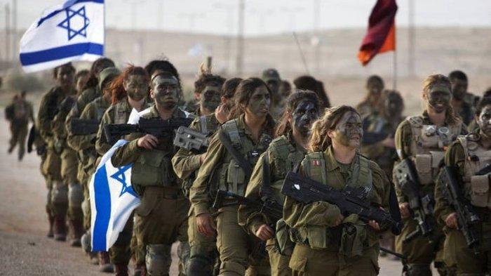 Di Israel, Wanita Wajib Mengabdi Militer Sebelum Mencari Pekerjaan