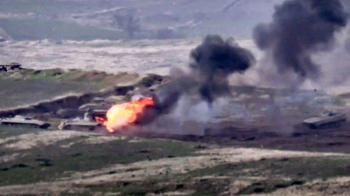 Armenia dan Azerbaijan Terlibat Perang, Ini Perbandingan Kekuatan Militer Kedua Negara