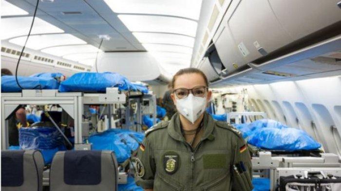 Ambulans dari Pesawat Airbus, Seperti Apa Isinya?