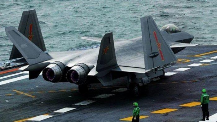 China Sengaja Larang Ekspor Jet Tempur Siluman J-20, Ini Alasannya