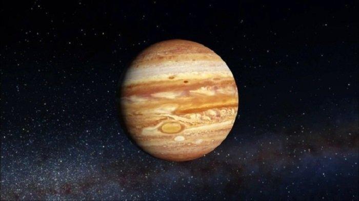 Terlihat Jelas Oleh Mata, Planet Jupiter yang 'Berbalik Arah'