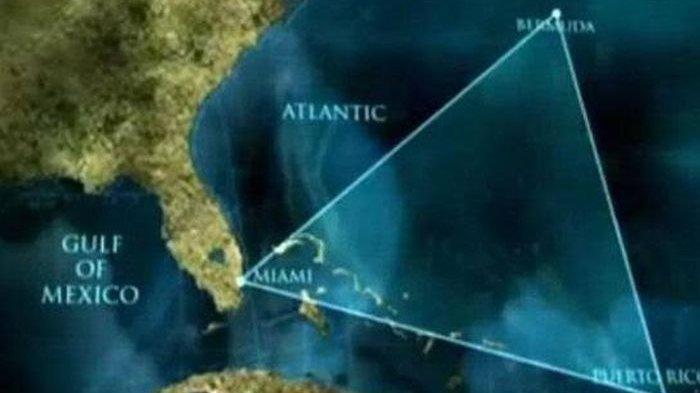 5 Fakta Unik Segitiga Bermuda, Luas Areanya Masih Jadi Misteri