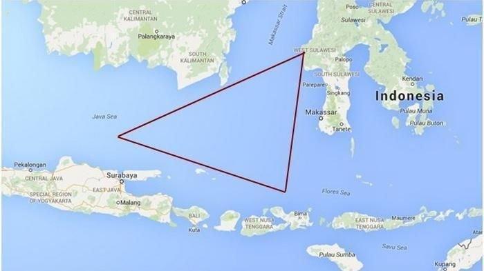 Mirip Segitiga Bermuda, Ini Segitiga Masalembo yang Ada di Perairan Indonesia