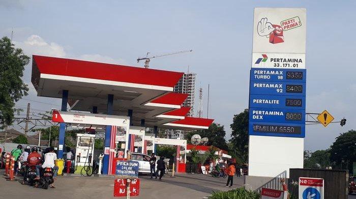 Pertamina Berencana Hapuskan Bensin Premium dan Pertalite dari Daftar Jual SPBU