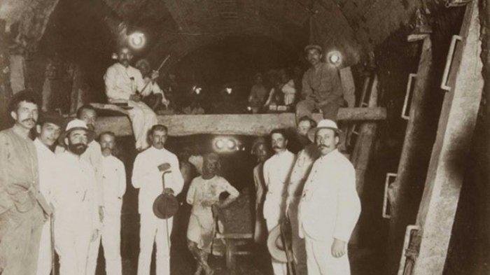 Terowongan Kereta Api Terpanjang di Indonesia, Dibangun Zaman Belanda, Masih Digunakan Hingga Kini