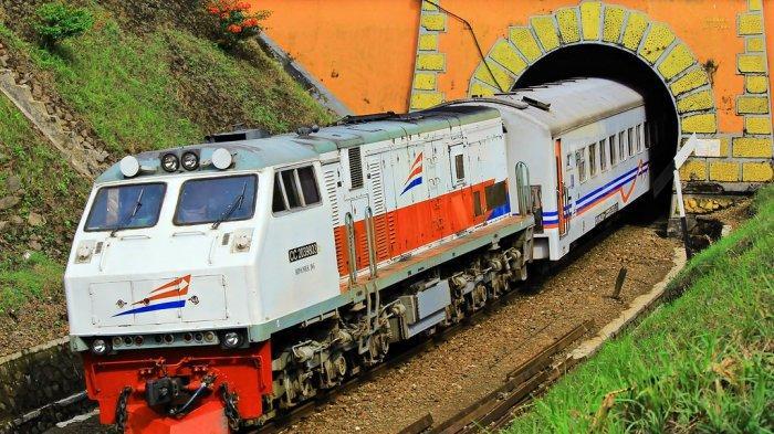 Dibangun Belanda, Terowongan Kereta Api Terpanjang di Indonesia Masih Digunakan Hingga Kini