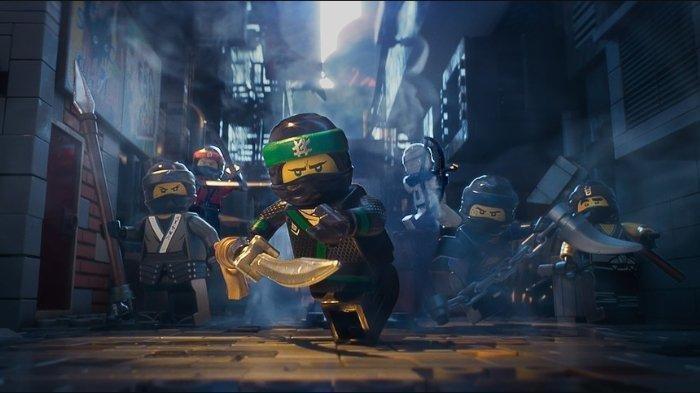 FILM - The Lego Ninjago Movie (2017)