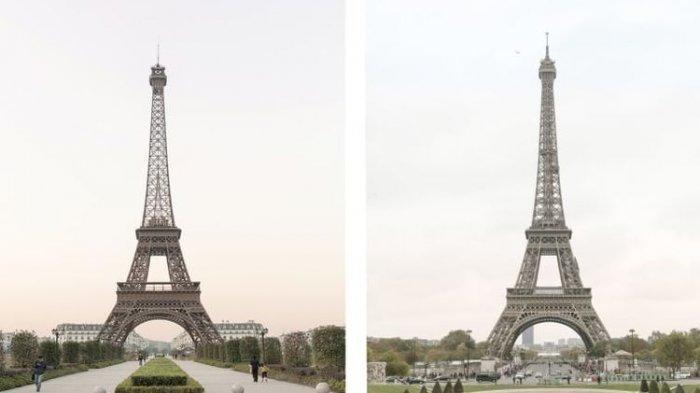 Ditiru dalam Skala Besar, China Bangun Replika Kota Paris