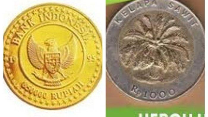 Uang Logam Bank Indonesia Ini Jadi yang Termahal, Berbahan 35 Gram Emas