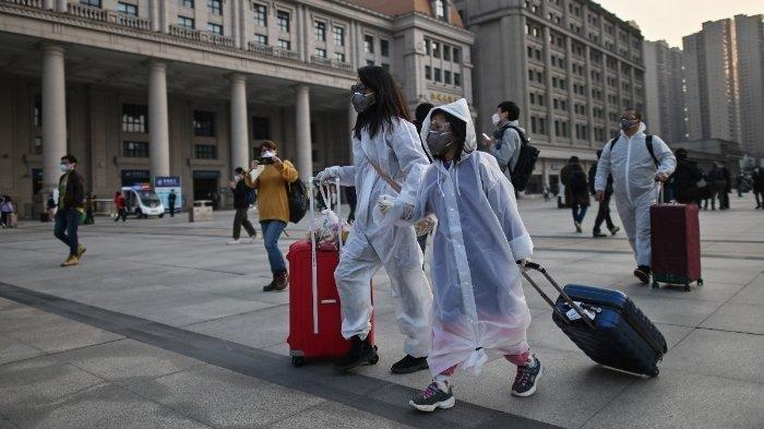 4 Skenario Asal Mula Virus Corona di Wuhan Menurut WHO