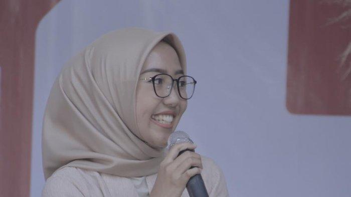 Potret psikolog klinis Lampung Cindani Trika Kusuma.