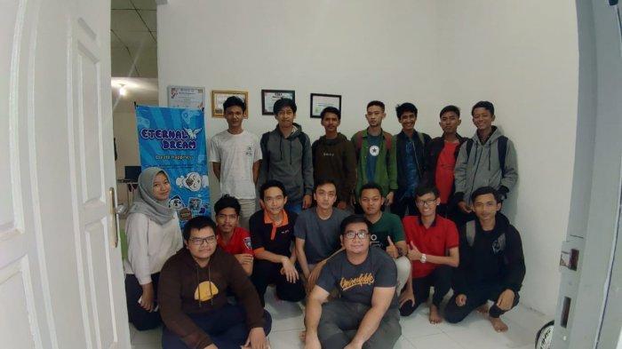 Potret startup game asal Lampung Eternal Dream Studio.