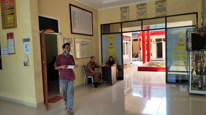 Kegiatan yang ada di kantor kecamatan Kedaton.