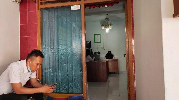 Potret kegiatan yang ada di kantor kecamatan Tanjungkarang Timur saat disambangi Tribunlampungwiki.com, Selasa, 12 Agustus 2020.