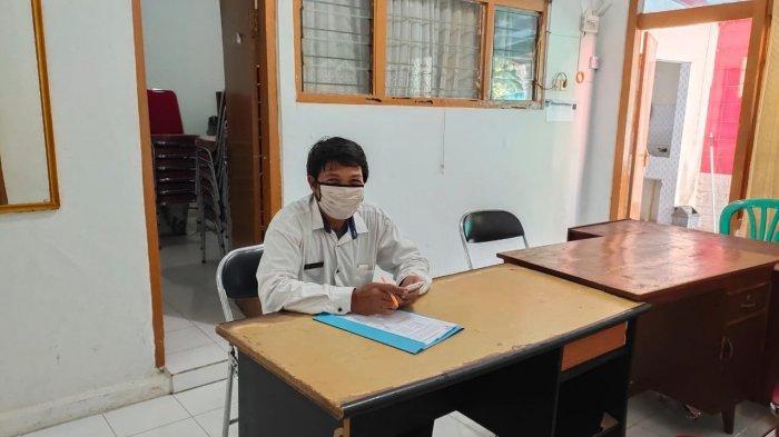 Kegiatan yang ada di kantor kecamatan Tanjungkarang Timur saat disambangi Tribunlampungwiki.com, Selasa, 12 Agustus 2020.