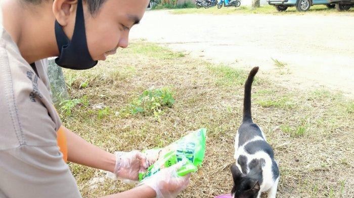 Kegiatan Lampung Street Feeding.
