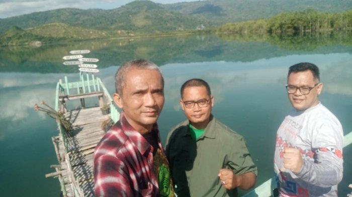Potret pegiat wisata dan founder @kelilinglampung_ Yopie Pangkey.