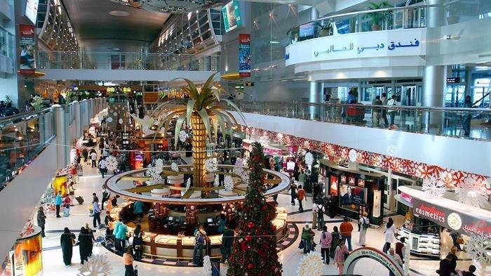 Fasilitas Keren di Bandara Dubai, Punya Koneksi Wifi Tercepat di Dunia