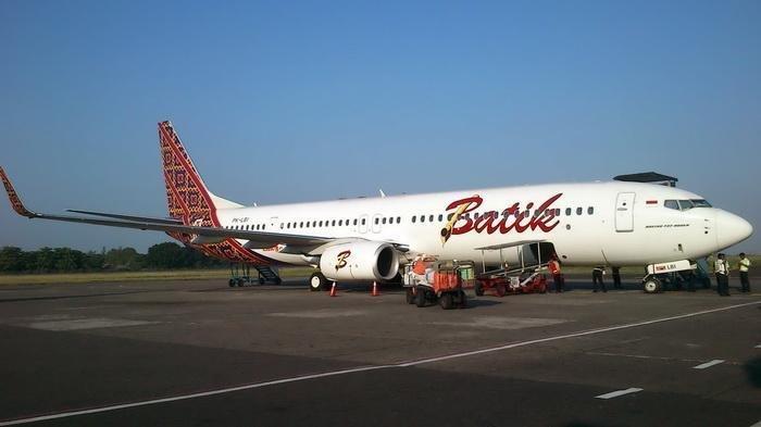 Pesawat Batik Air Mendarat Darurat di Kupang, Pilot Alami Pusing Berat