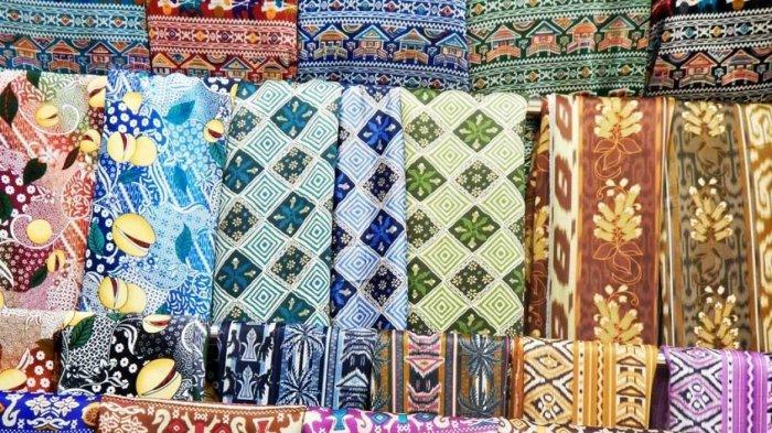 Bentenan, kain khas masyarakat Sulawesi Utara