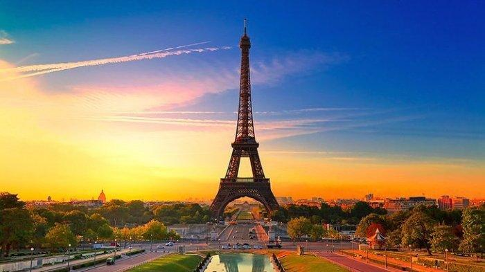 Ini Fakta Unik Menara Eiffel, Ikon Kota Paris yang Sempat Diprotes Pembangunannya