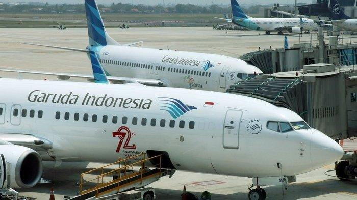 Maskapai Garuda Indonesia Kembali Beroperasi Harga Tiket Pesawat Ke Bali Mulai Rp 1 7 Juta Tribunmanado Travel