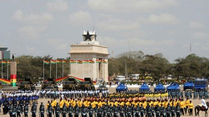 Ini 33 Fakta Unik Ghana, Negara di Afrika Barat Pertama yang Memperoleh Kemerdekaan dari Inggris