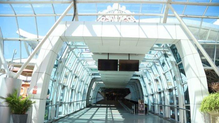 Bandara I Gusti Ngurah Rai tutup saat Nyepi.