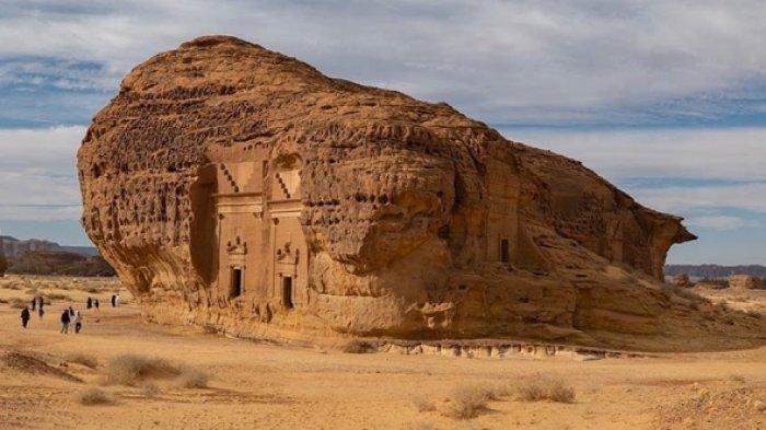 8 Fakta Unik Tentang Kota Hegra, Kota yang Dikutuk oleh Allah SWT