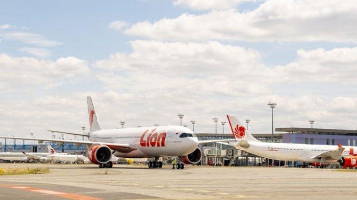 Armada Airbus A330-900 NEO yang dioperasikan Lion Air.