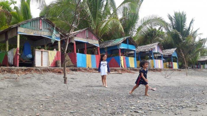 Pantai Losari, Bolmong, Sulut.